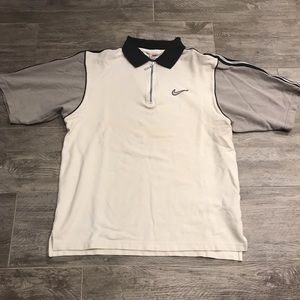 Nike Polo zip up